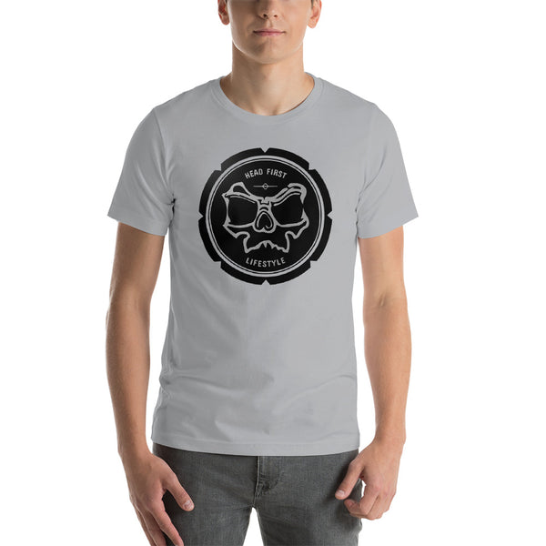 Head First Life Black - Guys Tee