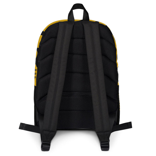 Legend Mustard Maze Backpack - ExtraZ