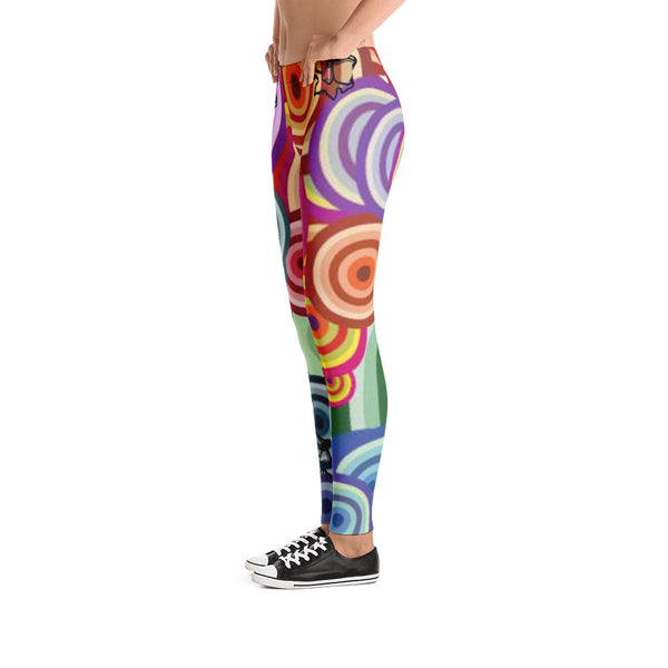 Skully Bubbles - Leggings