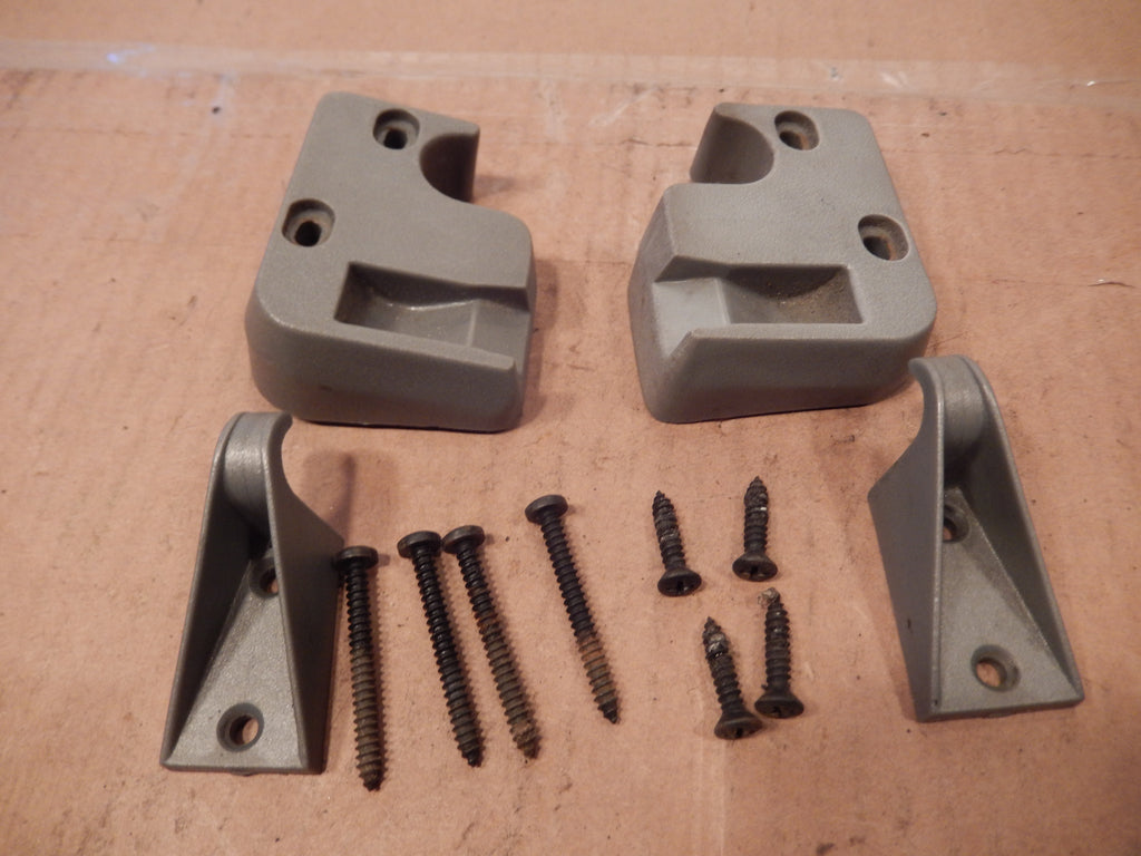 Datsun 280ZX Rear Cargo Cover System Brackets Set