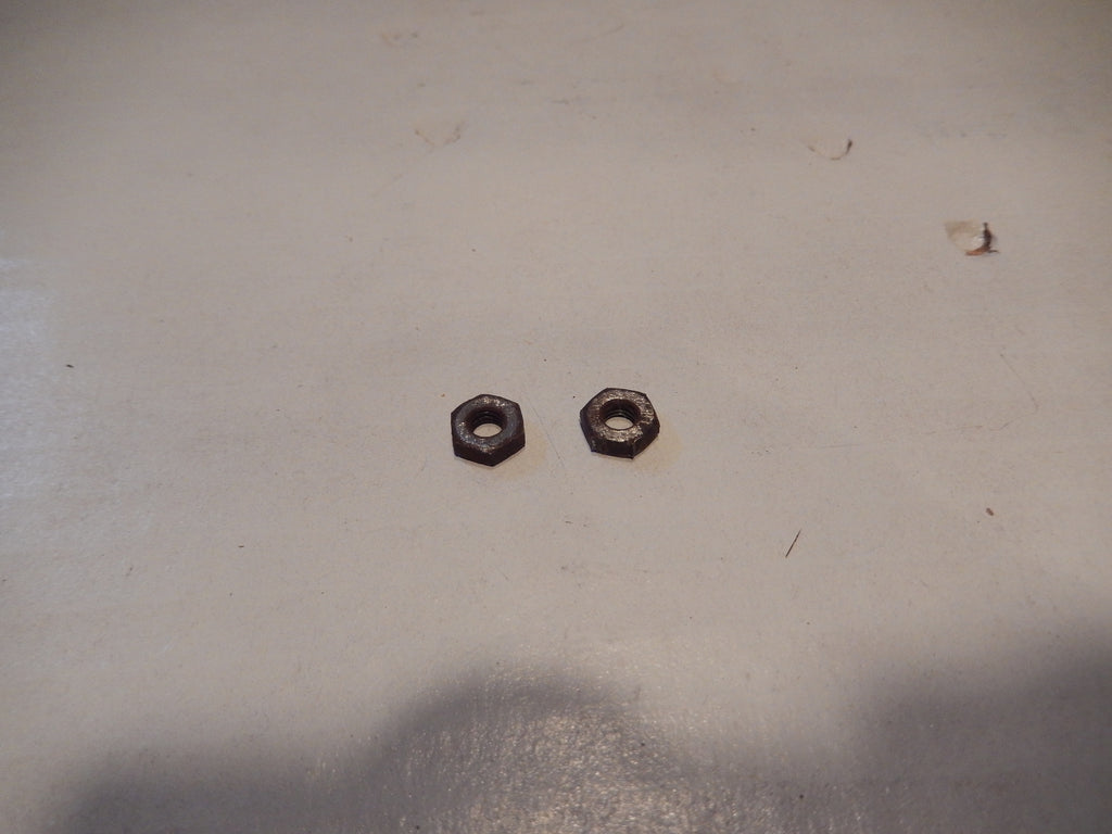 Volvo P1800 Front Signal Fasteners