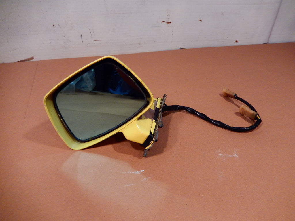 Datsun 280ZX Drivers Door Exterior Mirror