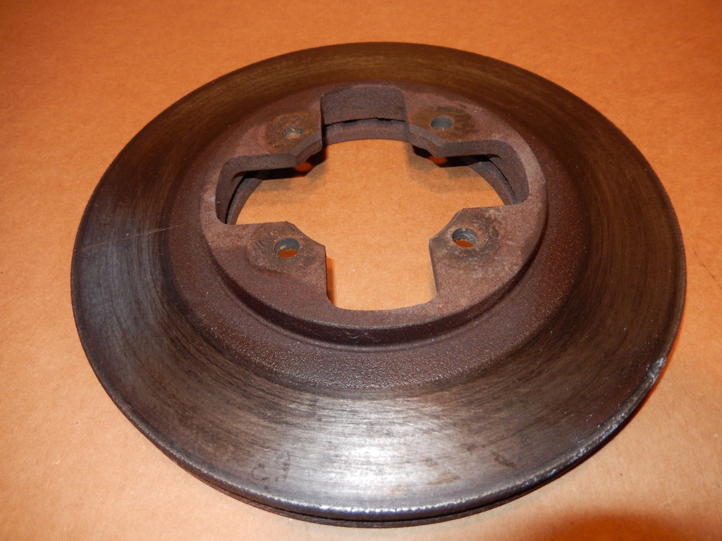 Nissan 300ZX Front Brake Rotor