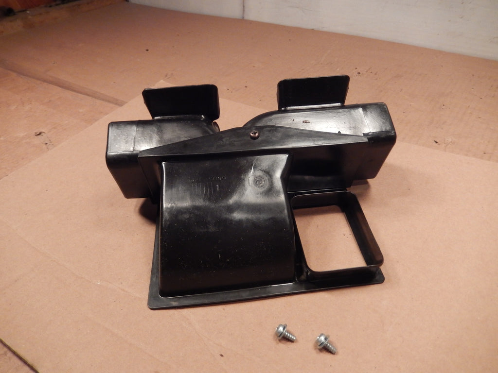 Datsun 1983 280ZX Climate Control Box Main Air Duct