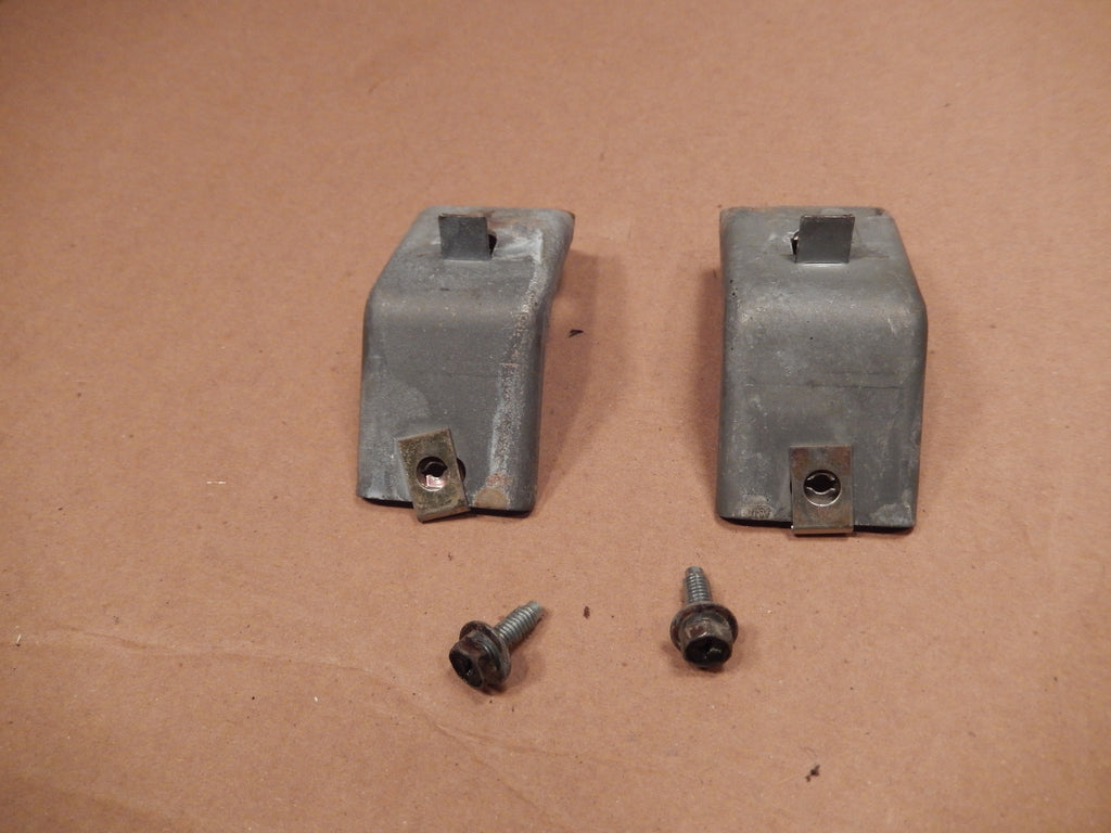 Datsun 1983 280ZX Dashboard End Mount Brackets