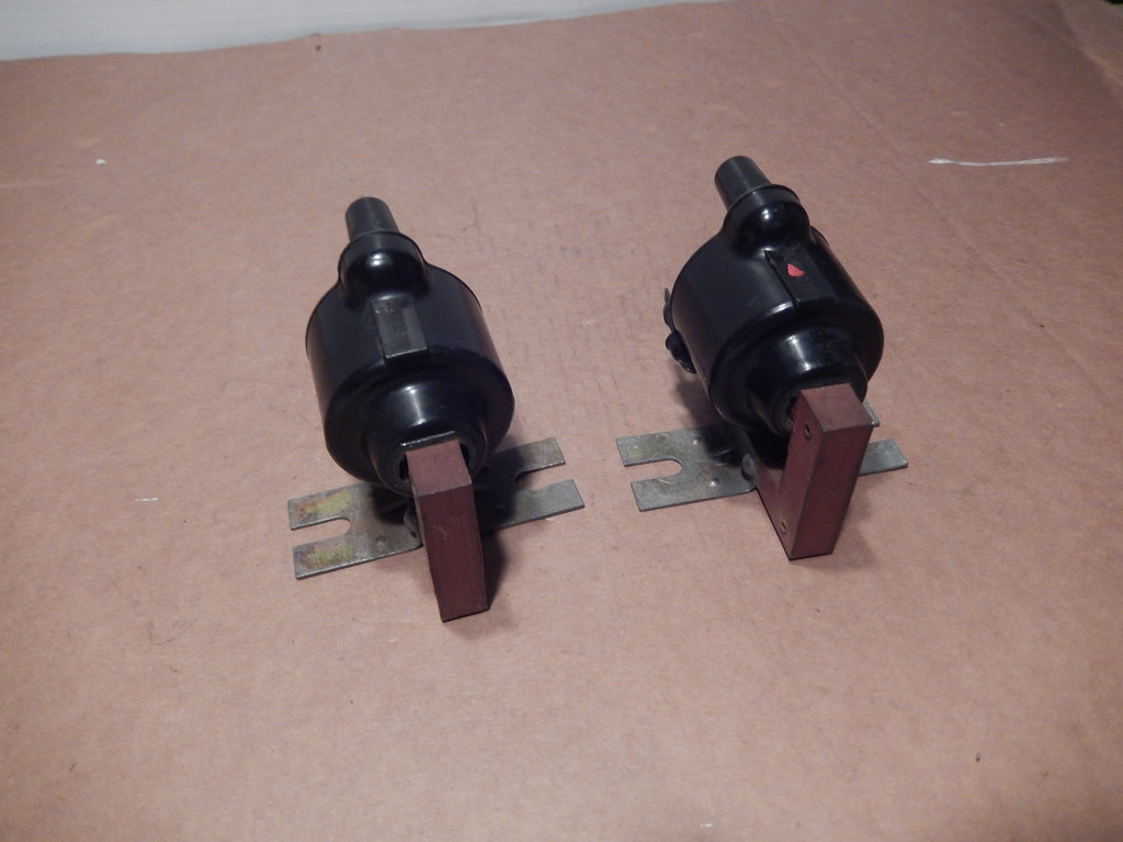 Maserati Biturbo Pair of Coils for the Fuel Injected Engines