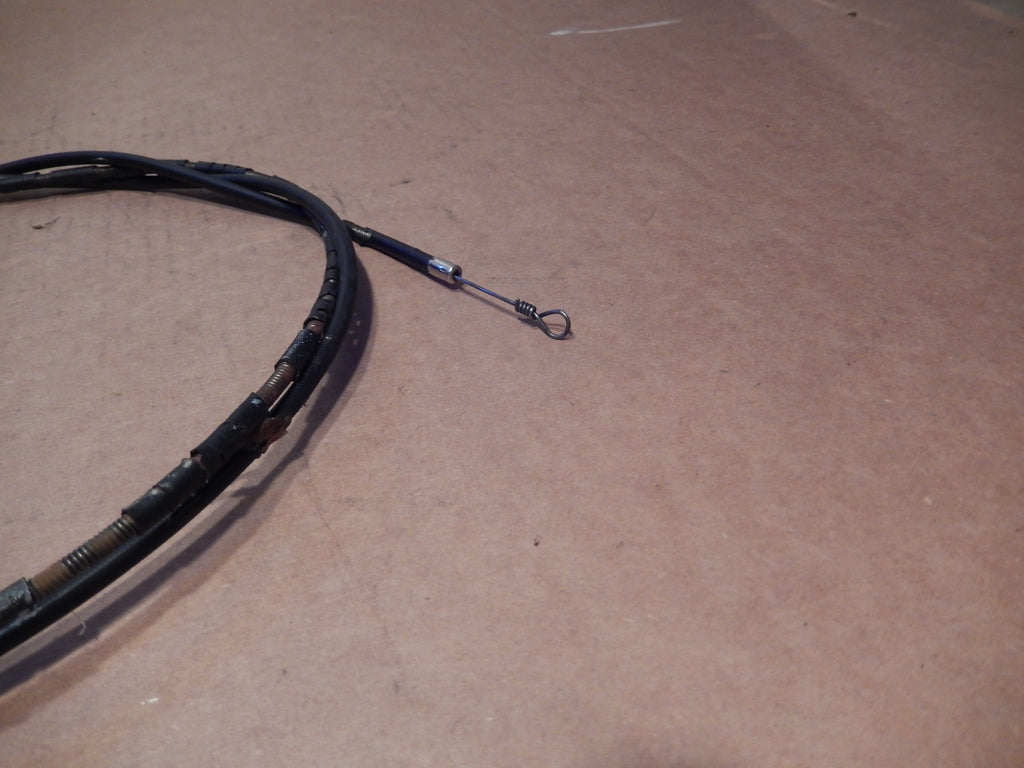 Maserati Biturbo SPYDER Trunk Release Cable