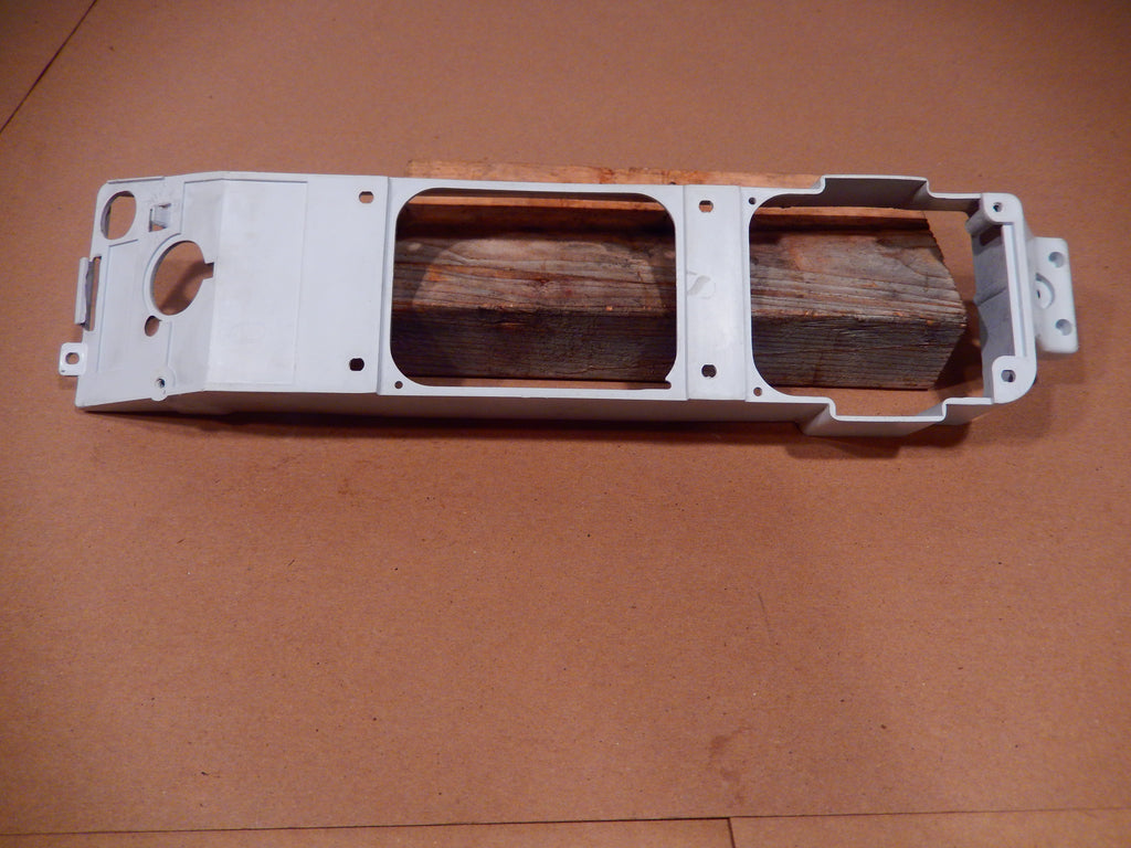Datsun 280ZX Center Dashboard Instrument Cluster Back
