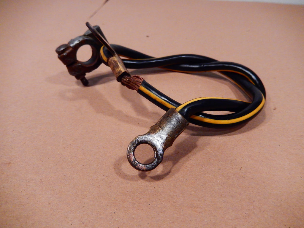 Datsun 280ZX Battery Negative / Ground Cable