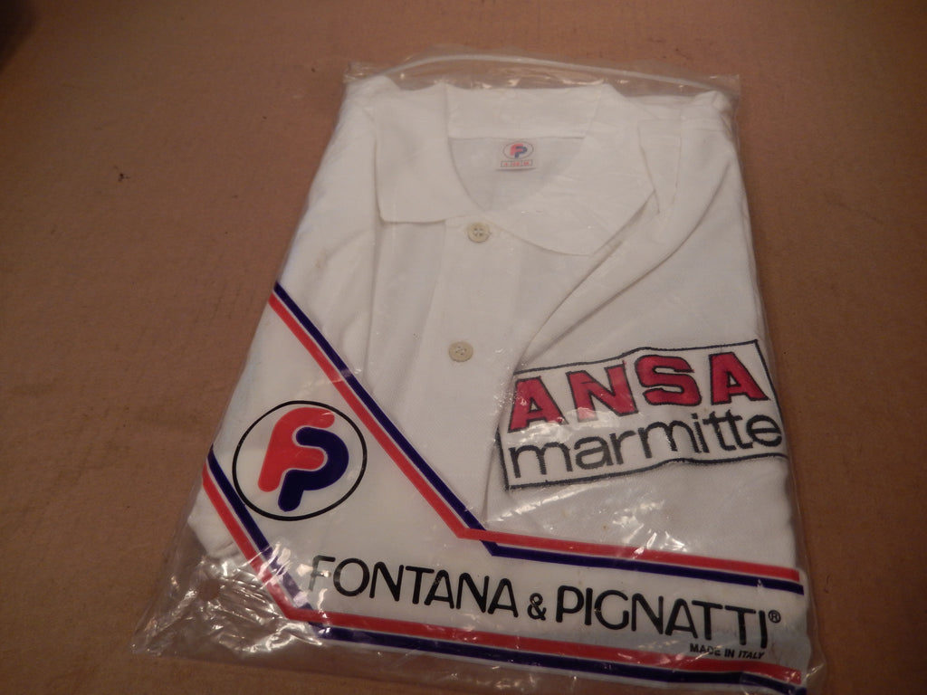 ANSA OEM ANSA / Marmitte Racing Golf Shirt