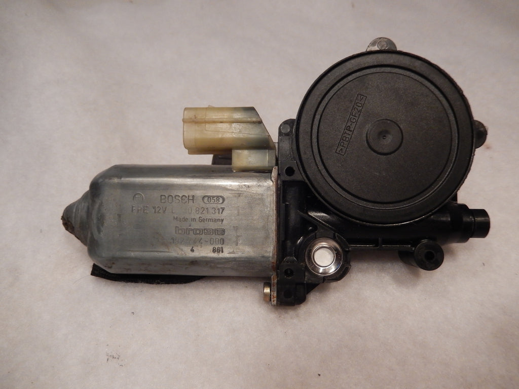 Maserati 2002 -2006 Spyder and Cambrio Front Driver Window Motor