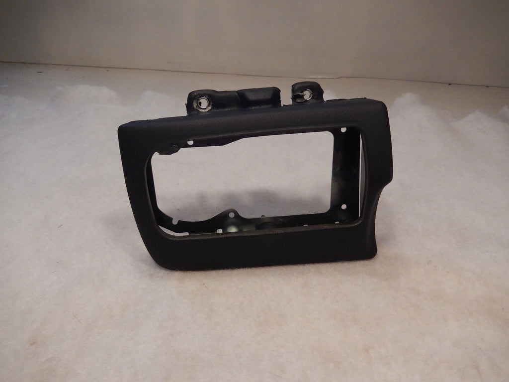 Maserati Quattroporte M-139 2004 - 2012 Black Dashboard Panel