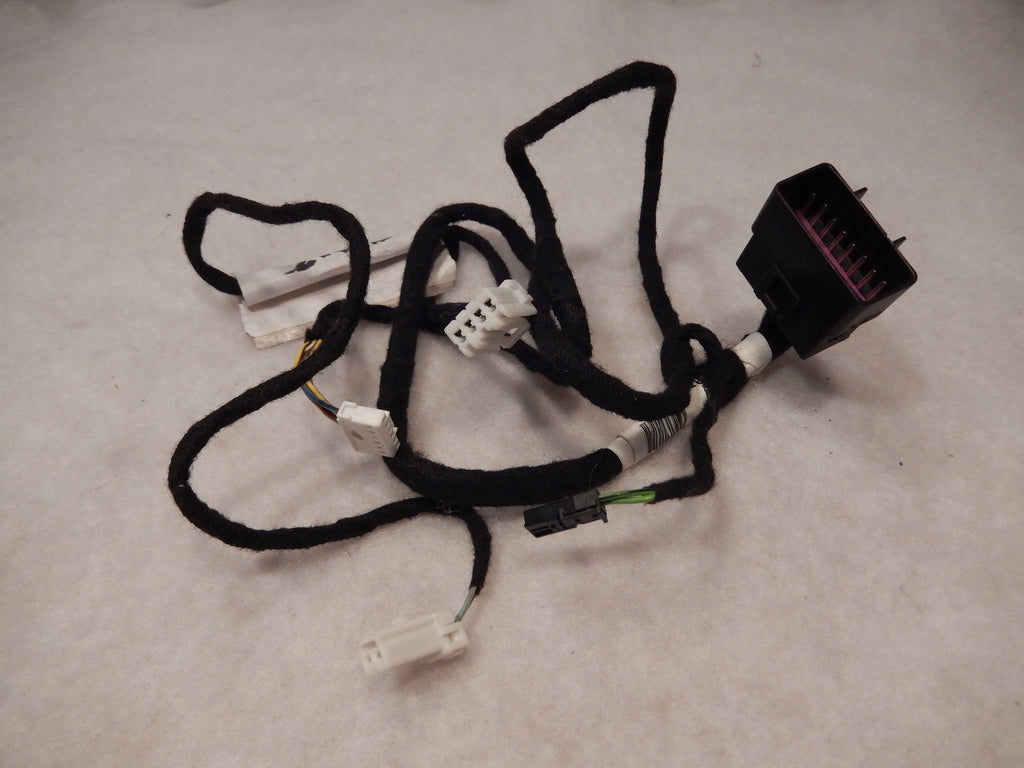 Maserati Quattroporte M-139 NOS Front Passengers Door Handle Wire Harness