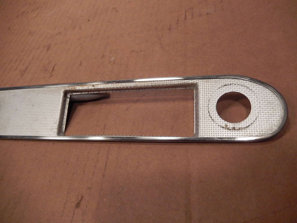 Volvo P1800S Lower Dashboard Panel