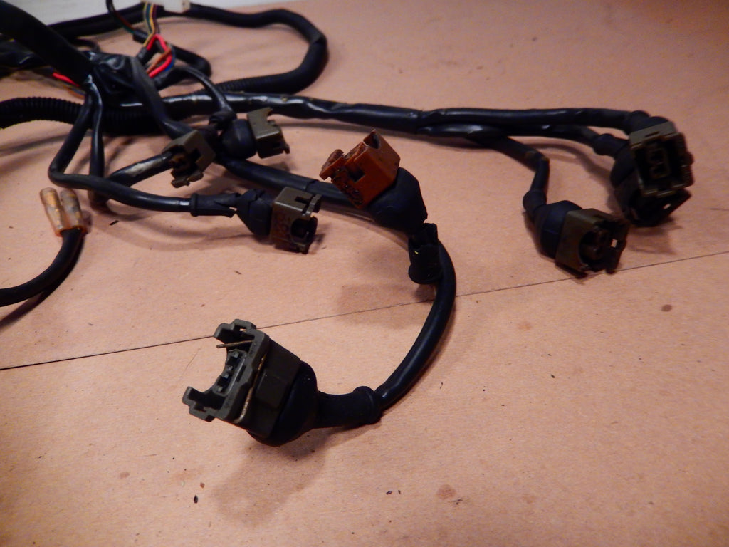 Datsun 280ZX 1981 Fuel Injection Wire Harness
