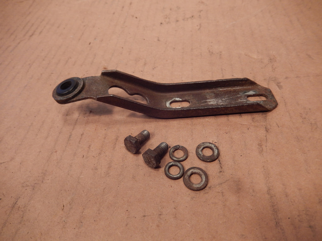 Volvo P1800S Throttle Mechanism Brace Bracket