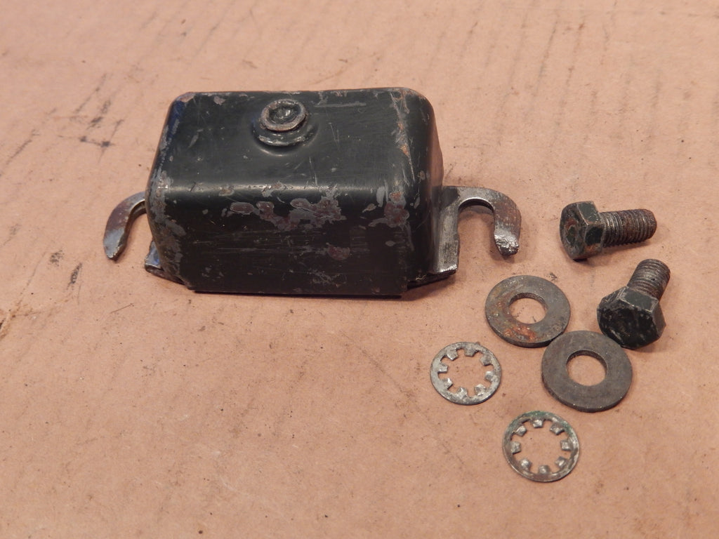 Volvo P1800S Rear Boot Lock Catch