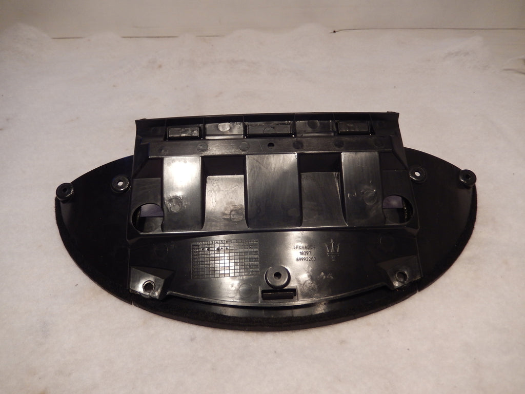Maserati Quattroporte M-139 OEM Instrument Cluster Cover Under-Panel