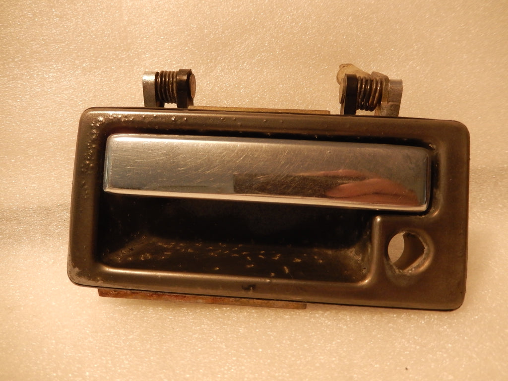 Datsun 280ZX Driver's Door Exterior Lock Handle