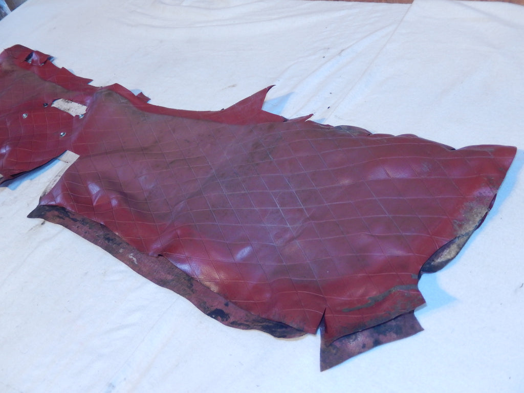 Datsun 240Z OEM Red Tunnel Cover Liner