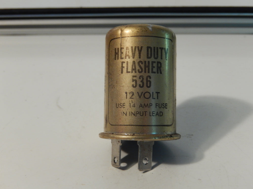 Volvo P1800ES Emergency Flashers Relay