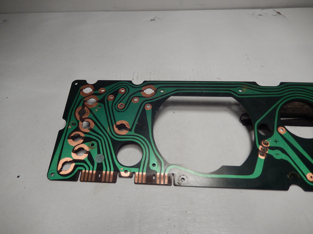 Maserati Quattroporte Three Instrument Panel Circuit Board