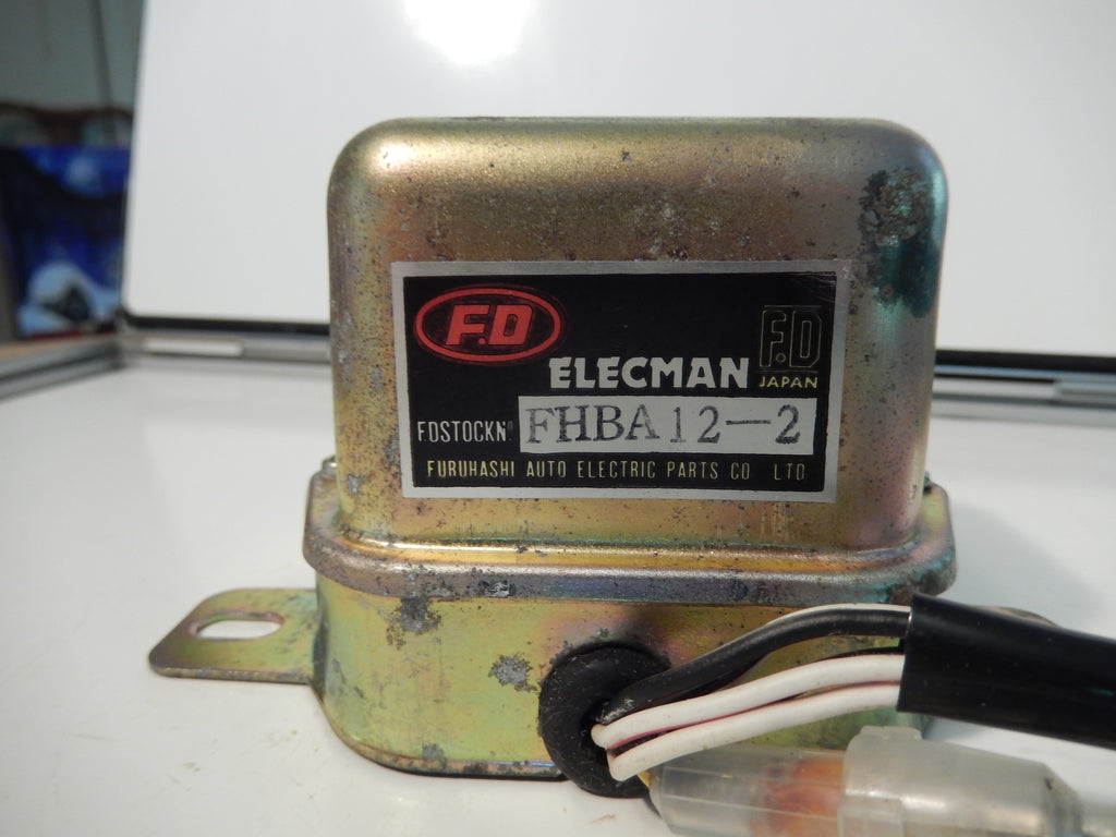 Datsun 240Z Voltage Regulator