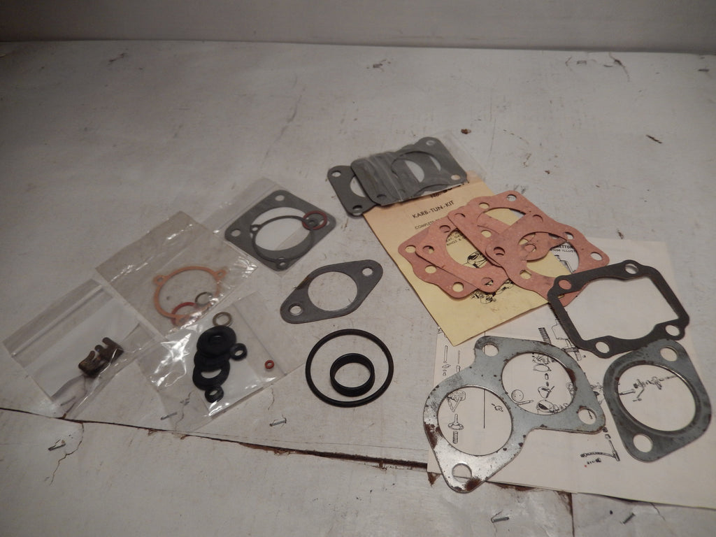 Volvo P1800S NOS Engine Gasket and Seal Group