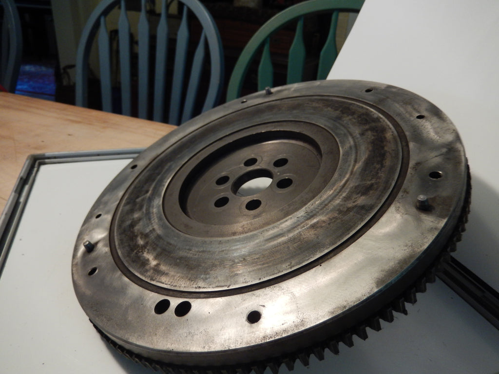 Datsun 240Z NOS Engine Flywheel
