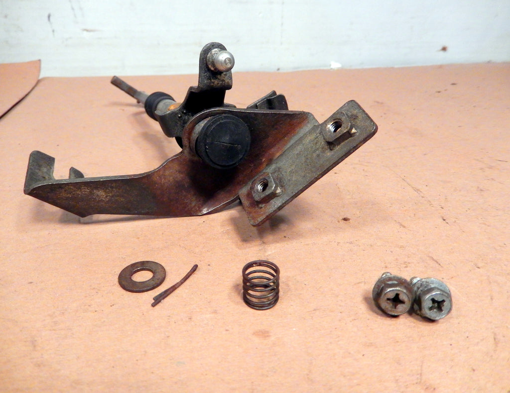 Datsun 1982 280ZX Engine Main Throttle Rod Assembly