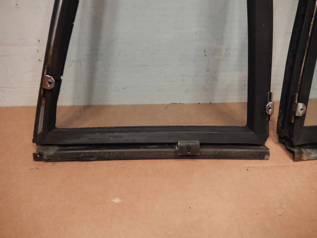 Datsun 240Z OEM Pair Of Rear Quarter Windows