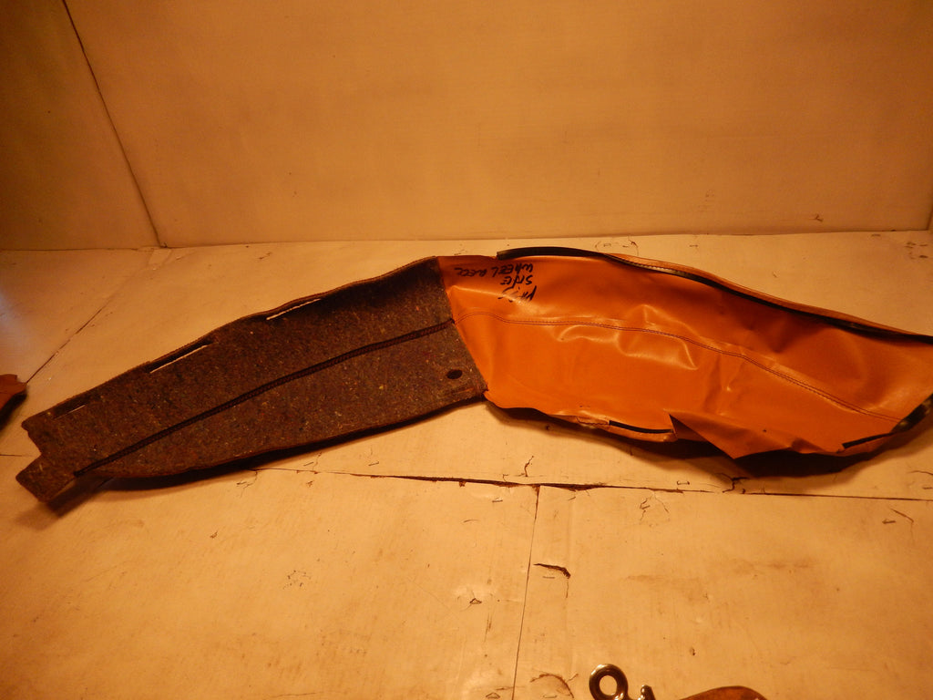 Volvo P1800ES Passengers Side Wheel Well Cover