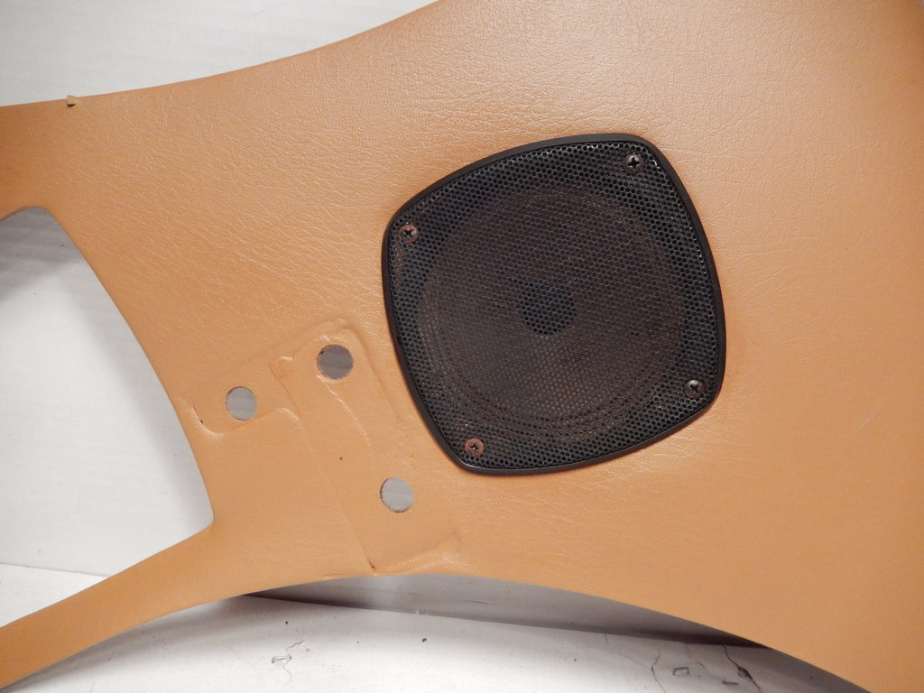 Volvo P1800ES Passengers Side Rear Seat Side Panel with Speaker