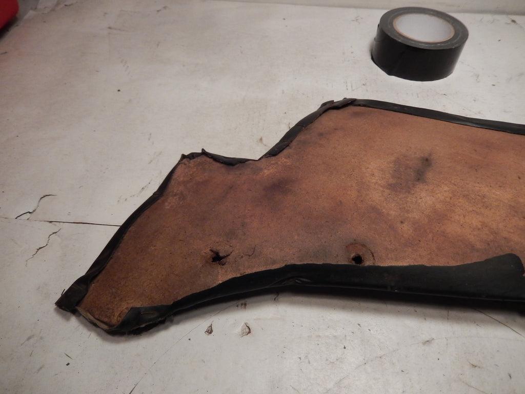 Volvo P1800 Interior Passengers Side Wheel Arch Panel