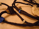 Maserati Quattroporte Rear Passenger Door Wire Harness