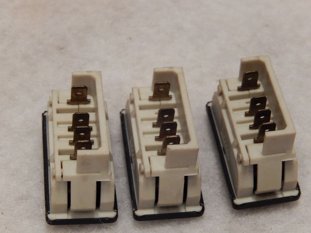 Maserati Quattroporte Three Shift Deck Window Switch Set