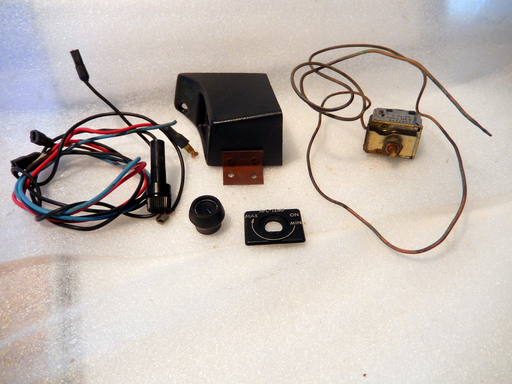 Datsun 240Z Air Conditioning Switch and Thermostat