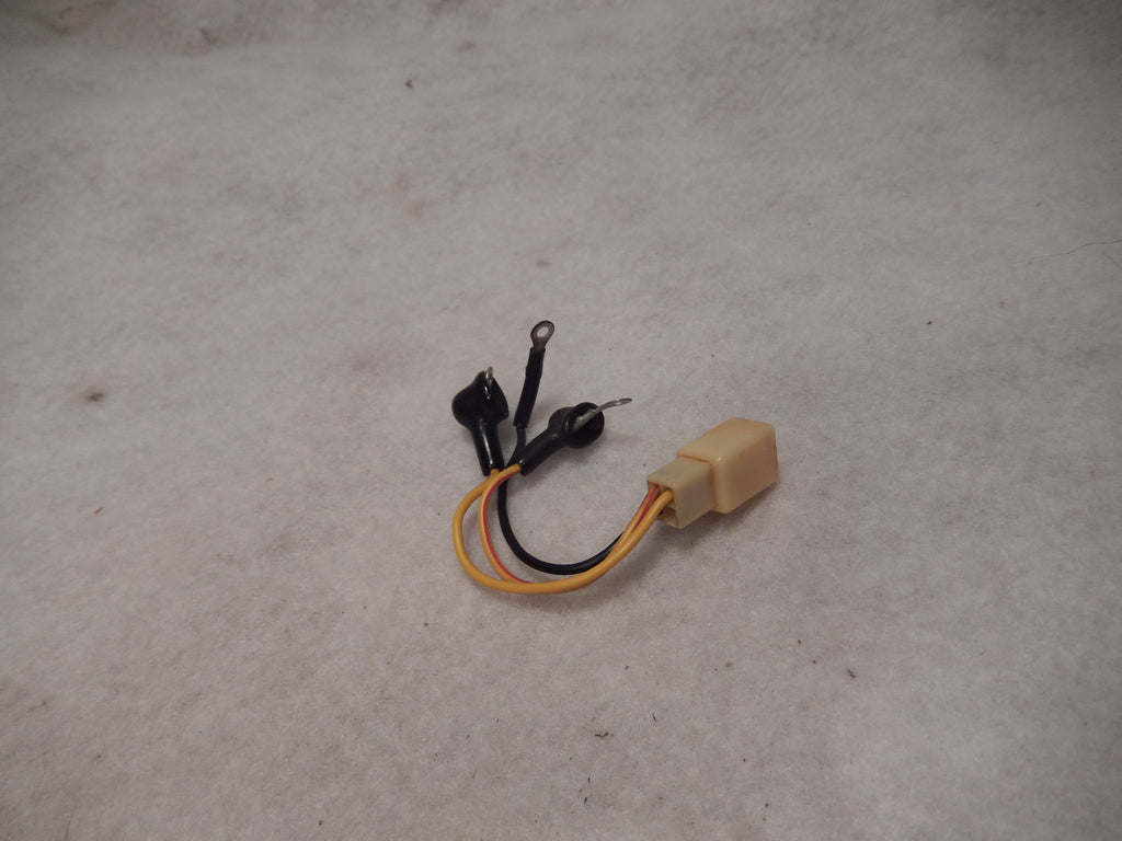 Datsun 240z Amps Fuel Gauge Wire Harness Maserati Compound Wiring