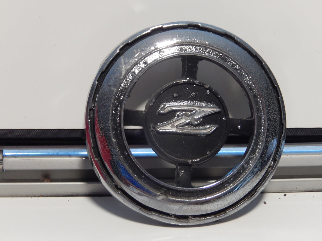 "Datsun 240Z OEM Right Hand Rear Body Vent "" Z "" Badge"