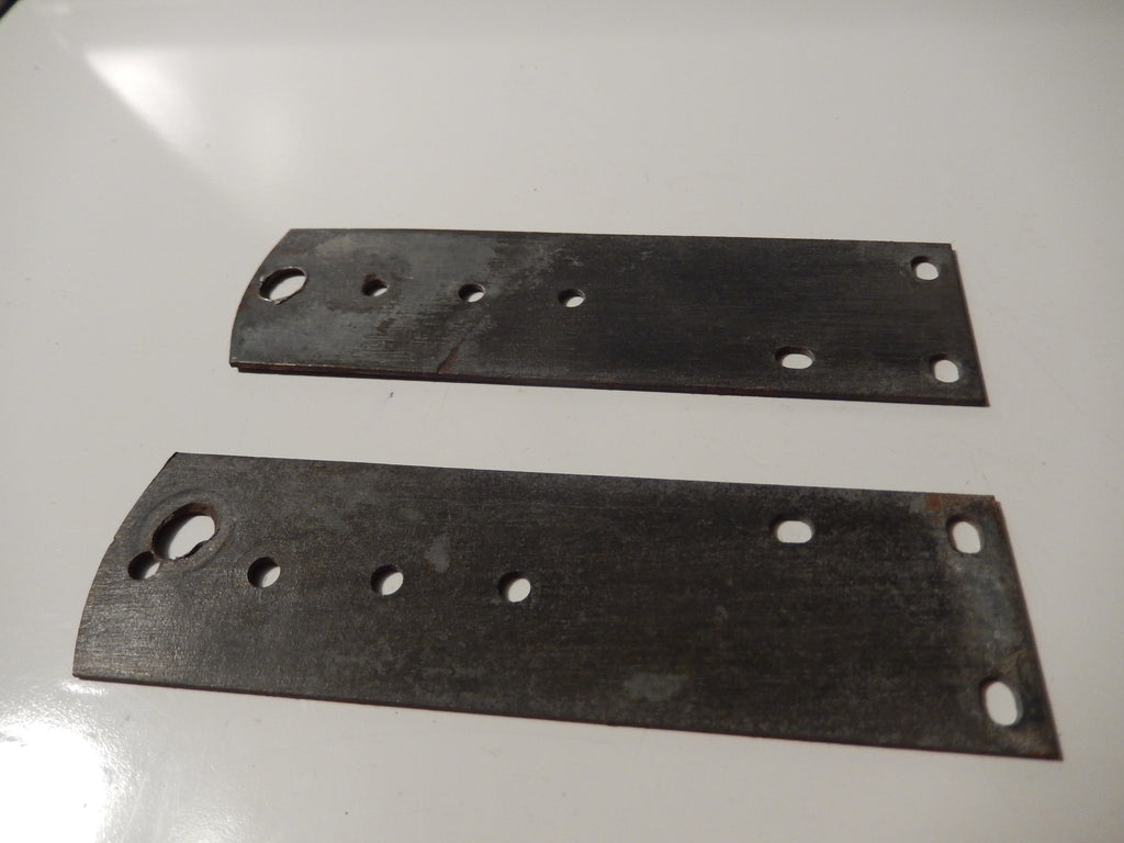 Datsun 240Z OEM Pair Of AC Condenser Mount Brackets