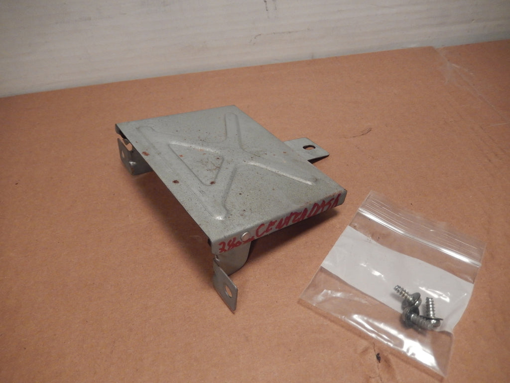 Datsun 280ZX OEM Lower Dashboard Console Ashtray Frame