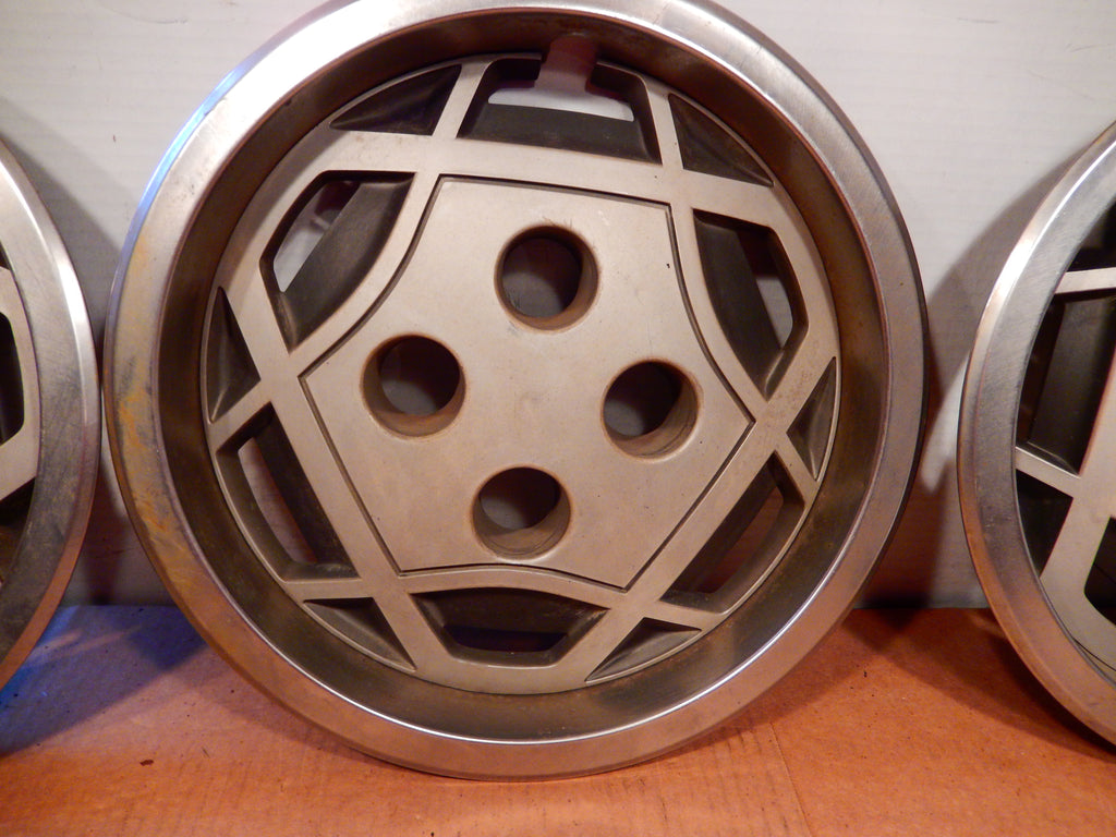 Datsun 280ZX Wheel Caps Set