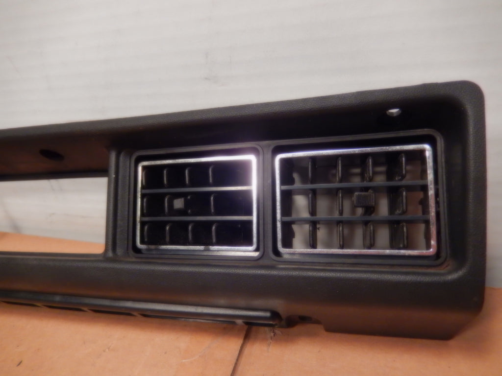 Datsun 280ZX OEM Dashboard Climate Control Panel