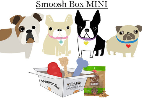 Smoosh Box MINI's (3-4 Products)
