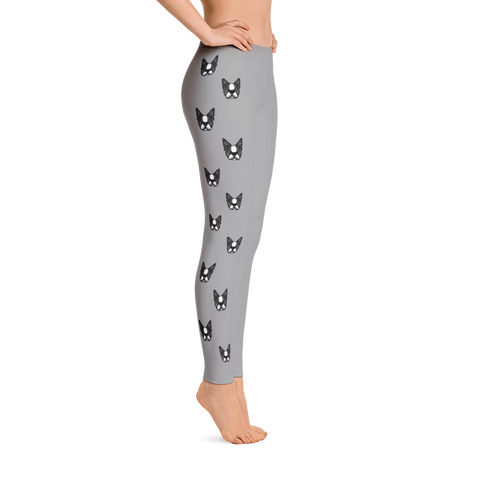 Boston Terrier Leggings