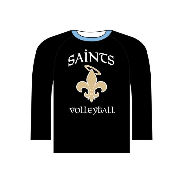 Long Sleeve Warm Up Shirt