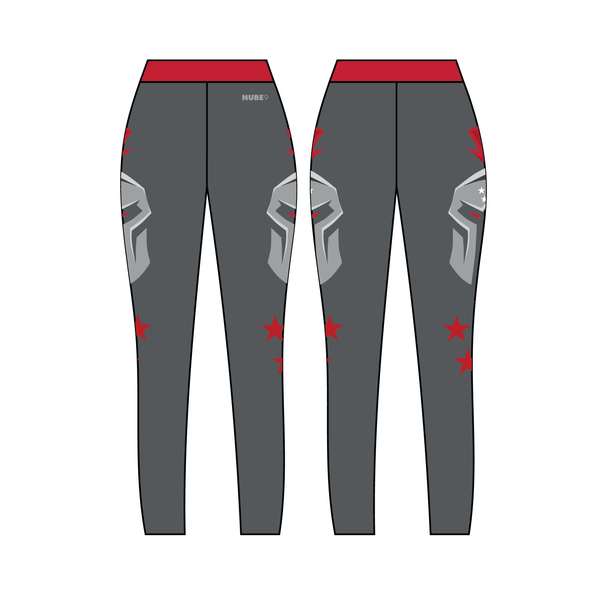 SW Spartans Fan Gear Leggings