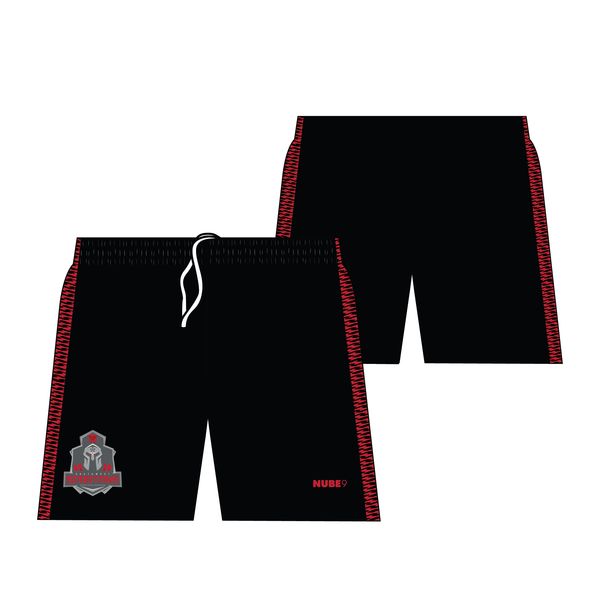 SW Spartans Fan Gear Shorts