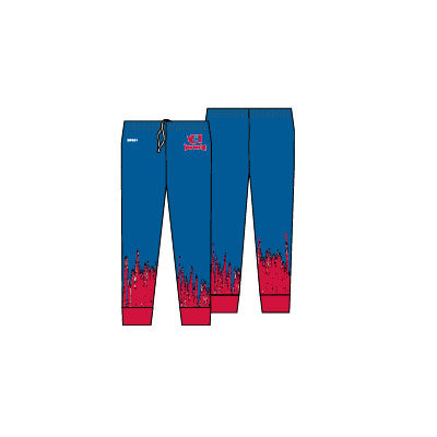 Team Toss 'em Wrestling Jogger Pants