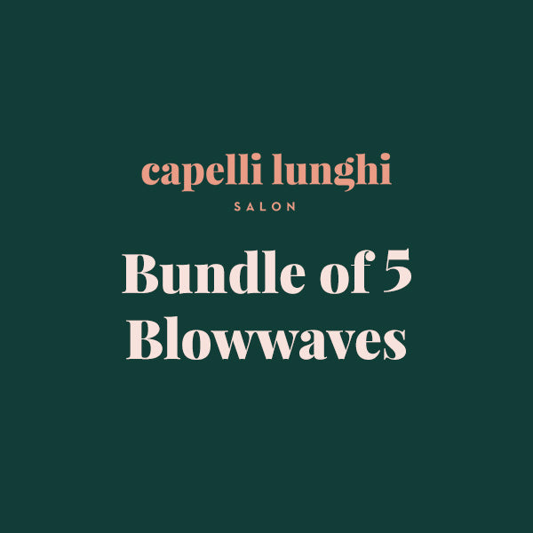 Bundle of 5 Blow waves ($47 each)